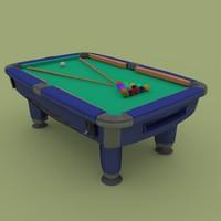 Pool Table.MAX