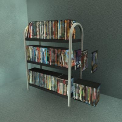 149 dvds shelf ma