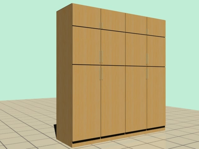 wardrobe cabinet max free