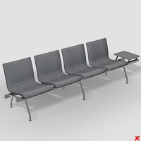 Airport chair011.ZIP