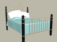 free cama 3d model