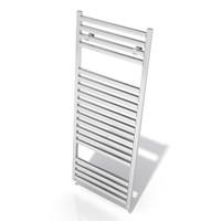 3d model of radiator