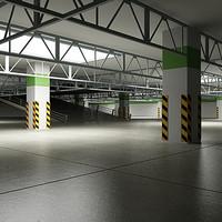 Underground parking 08060
