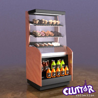 refrigeration clutterappliances clutter 3d lwo