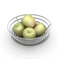 lightwave apple basket