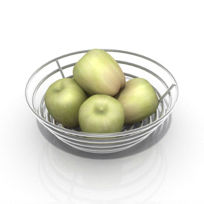 lightwave apple basket