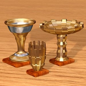 cup pack 3d 3ds