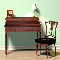 Antique Desk Collection