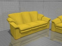 Sofa and armchair Contempo