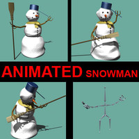 Animated_Snowman.rar