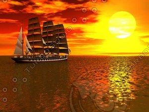 kruzenshtern sail ship max