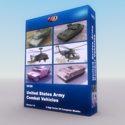 mbt m113 apc military 3d model