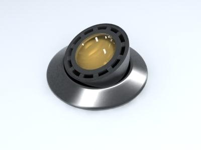 3ds max light luminair