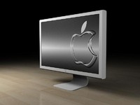 3d max monitor apple