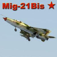 3d soviet fishbed model