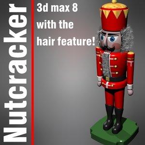 nutcracker hair max