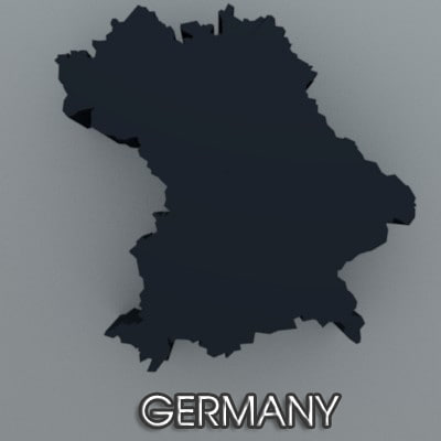 germany 3d model
