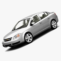 Chevrolet Cobalt LT Sedan 2007