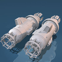 Spaceship engines 2
