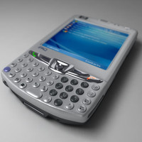 HP iPAQ 6915 / 6910 / 6515 / 6510 Communicator