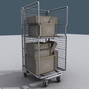 rollcage supermarket store 3ds