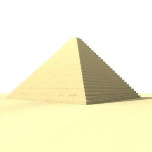 pyramid 3d lwo