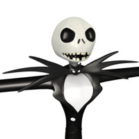 jack skellington nightmare 3d model