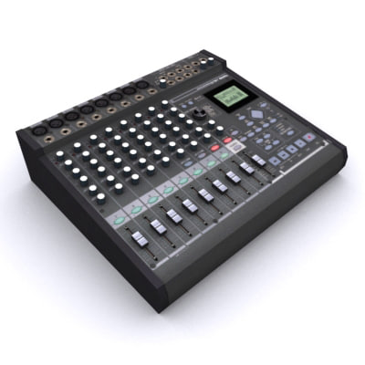 3d model digital recorder