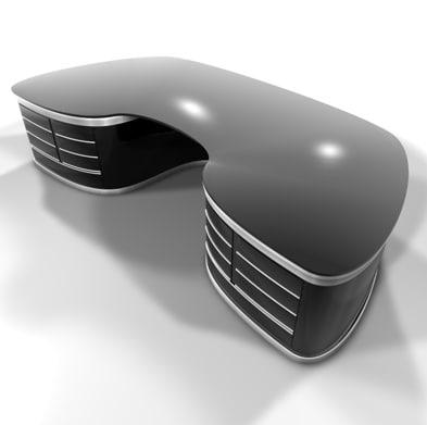 3d c4d boss desk