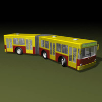 realistic city bus max