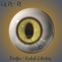 3ds max cat eye