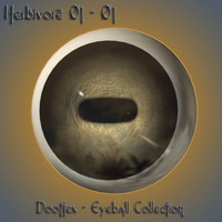 herbivore eye pupil 3d model