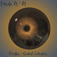 3dsmax primate eye pupil