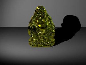 3ds max buddha