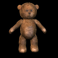 old and used Teddy