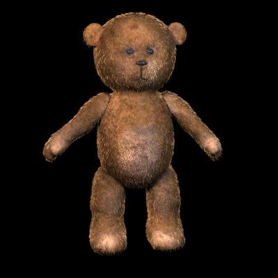 old used teddy bear ma