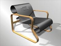 paimio chair.max