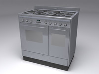 SMEG CC92MFX5 kitchen