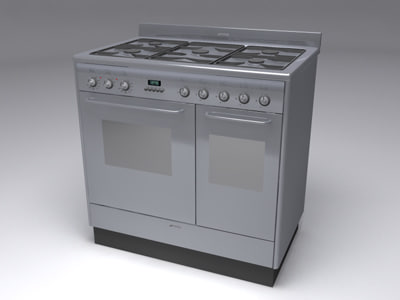 maya smeg kitchen