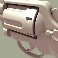 3d max 38 special handgun