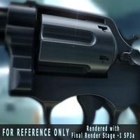 38 special handgun 3ds