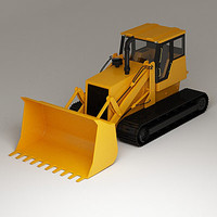 max bulldozer vehicle industrial