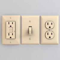 Electrical Outlet, Switch, and GFCI