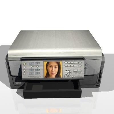 hp scanner printer max free