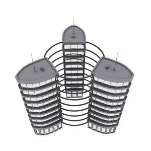 3dsmax building 3