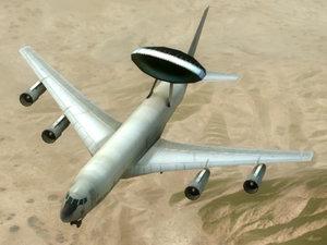 maya sentry awacs aircraft
