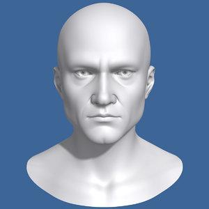 male head max