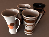 Tall Coffee Cup