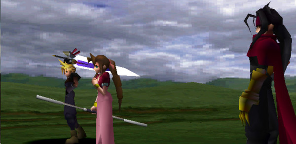 aeris weapons 3d model