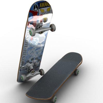 Skateboard LWO